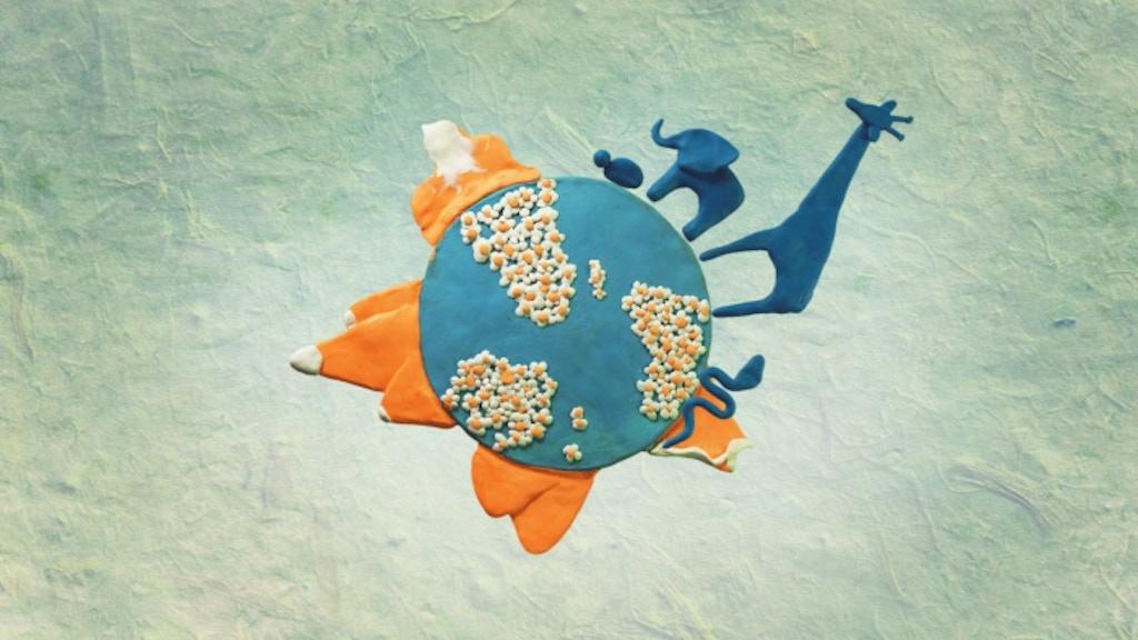 MUMA - a claymation cartoon for children project video thumbnail