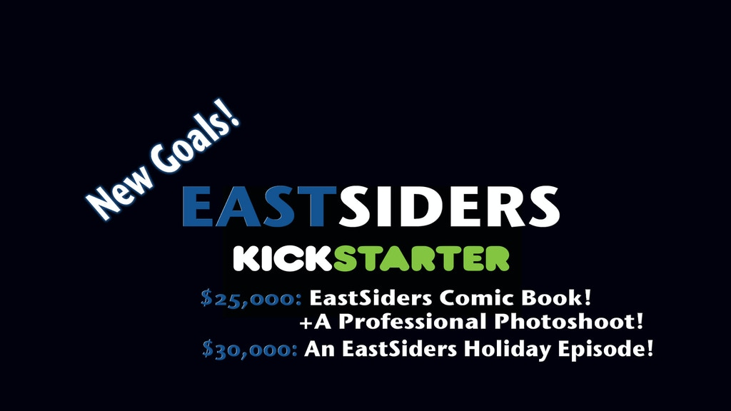EastSiders The Series project video thumbnail