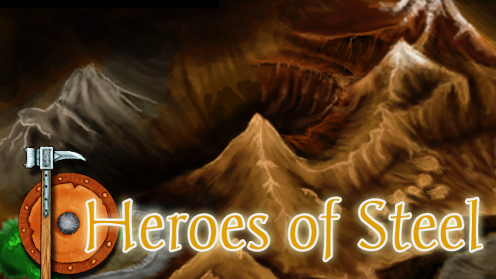 Heroes of Steel - Fantasy RPG project video thumbnail