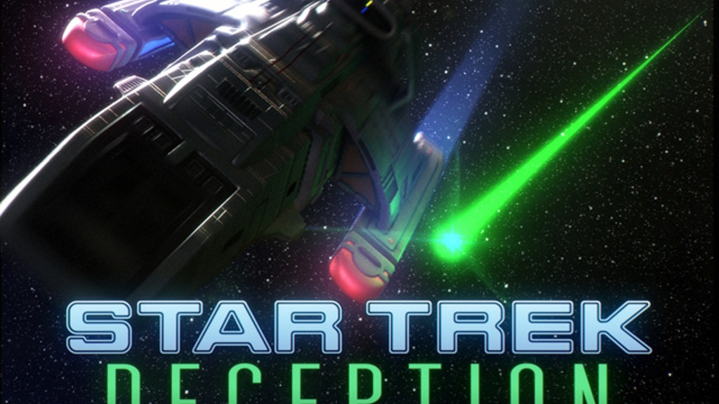 Star Trek: Deception - A Fan-Film project video thumbnail