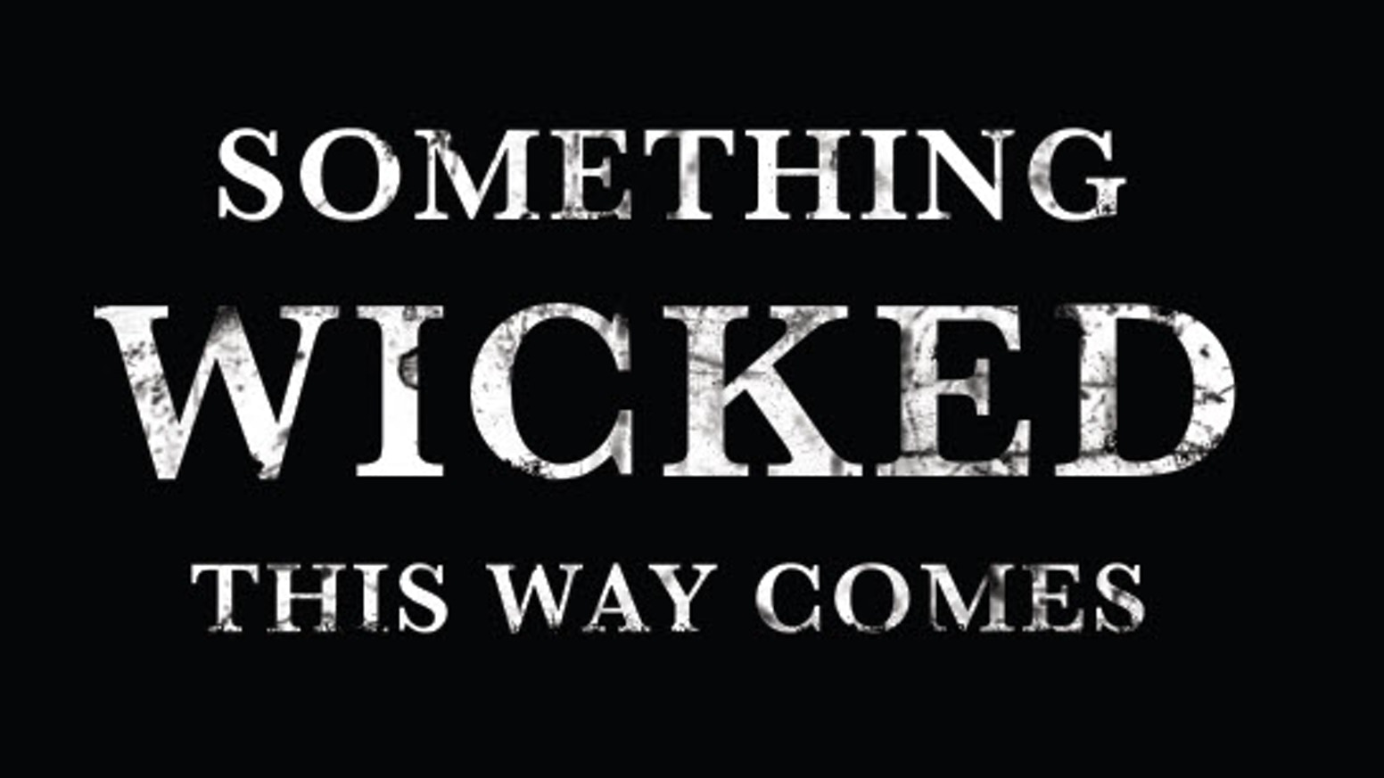 f68453eb90 Something Wicked This Way Comes - Documentary. A locally-made documentary  spotlighting the historical and contemporary significance of the area's  impact on
