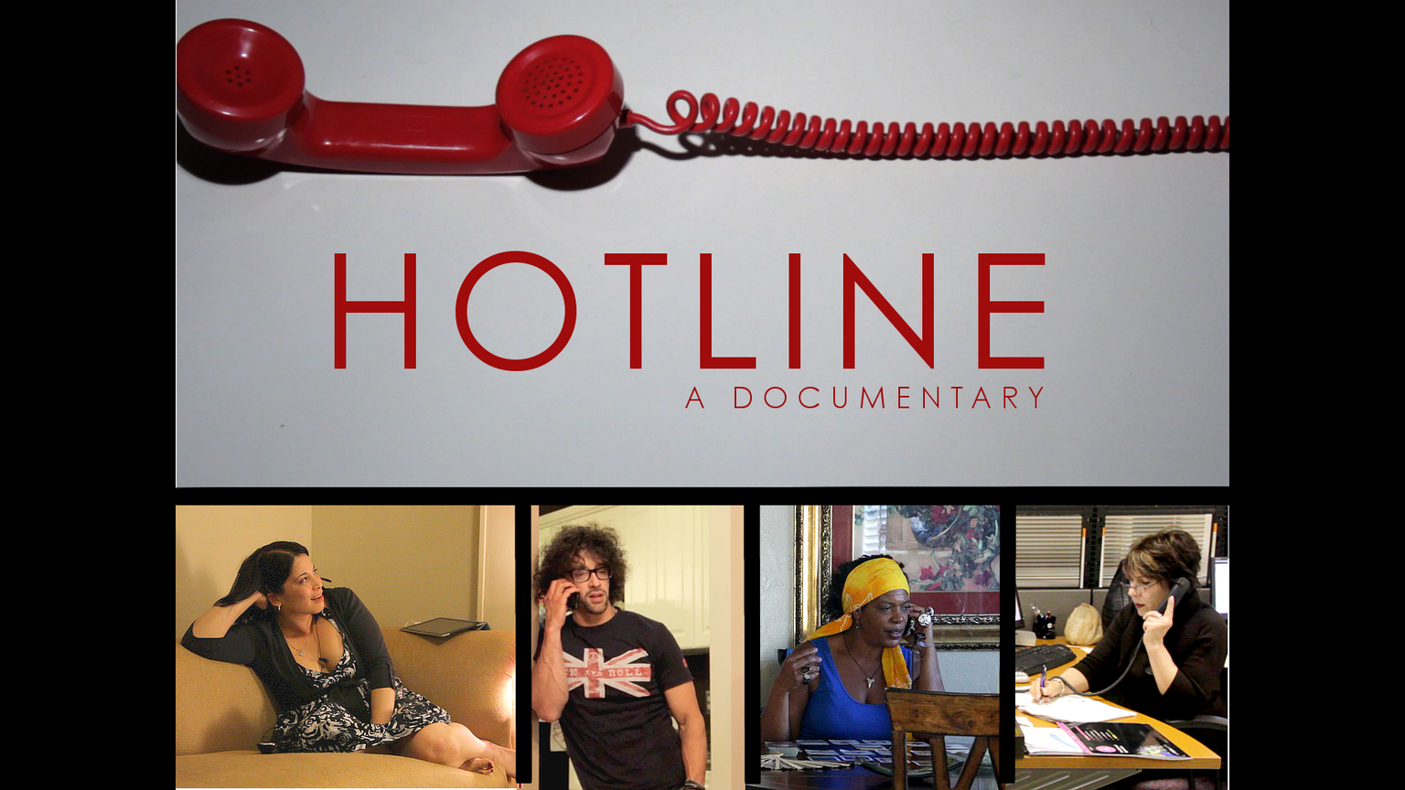 What would you call the people in documentaries?