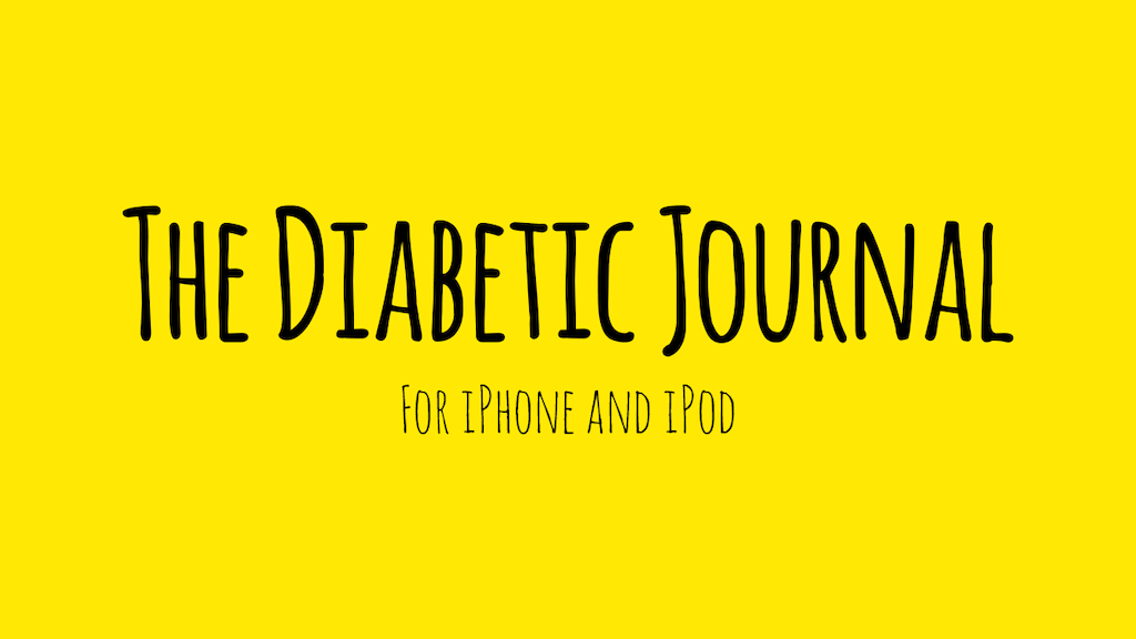 The Diabetic Journal project video thumbnail