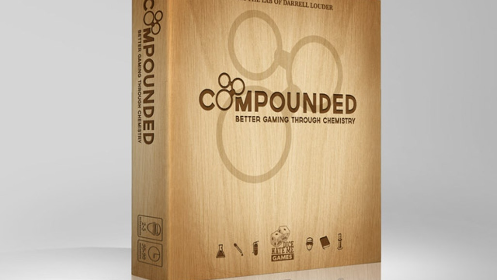 Compounded: Better Gaming Through Chemistry by Dice Hate Me Games