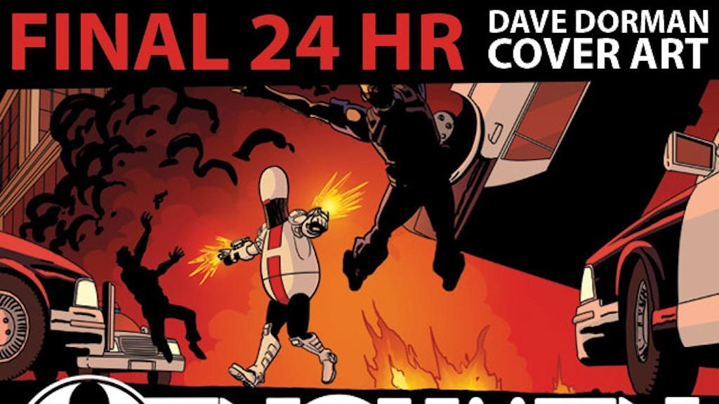 Henchmen: A Comic by J. Raymond w/ Dave Dorman Cover project video thumbnail