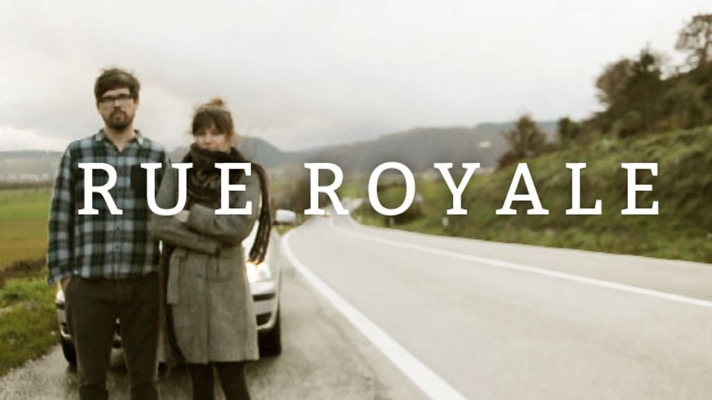 Join the journey of Rue Royale as they make a new album project video thumbnail