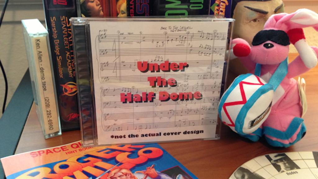 Under The Half Dome: An Album by Sierra Composer, Ken Allen project video thumbnail