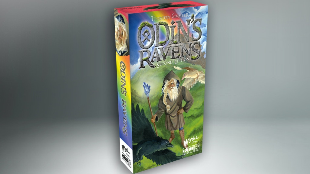 Odin's Ravens project video thumbnail