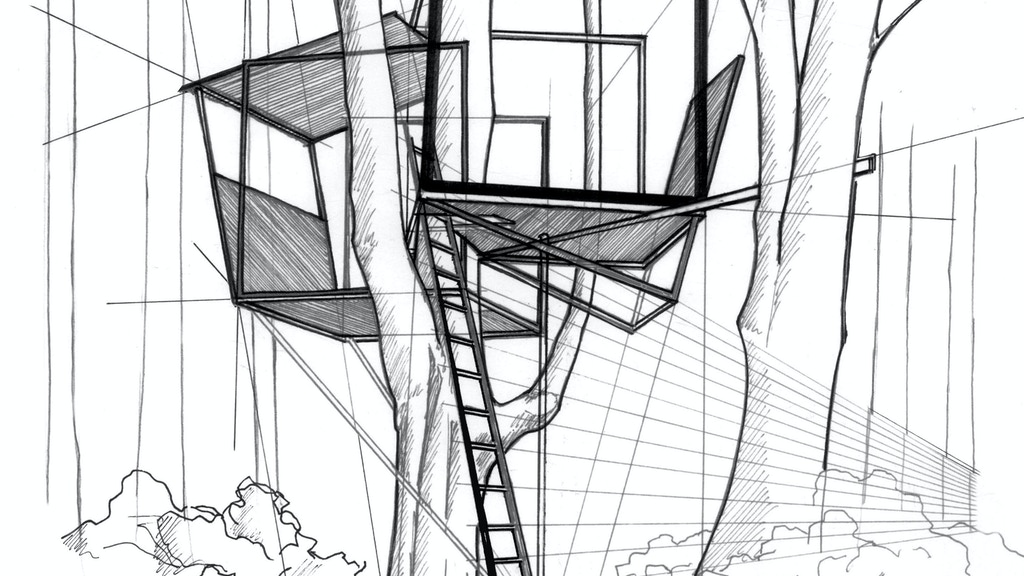 The Treehouse at Yale project video thumbnail
