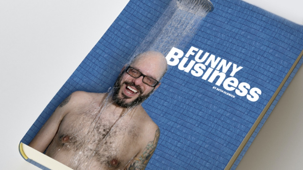 Funny Business: A Comedy Photo Book project video thumbnail
