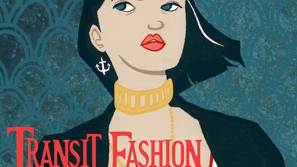 Transit Fashion: A NYC Street-Style Art Book