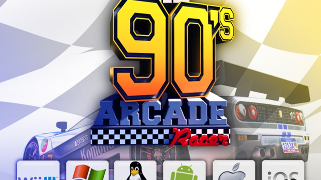 The 90's Arcade Racer project video thumbnail