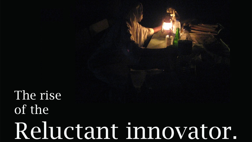 """Project image for Documenting the """"Rise of the Reluctant Innovator"""""""