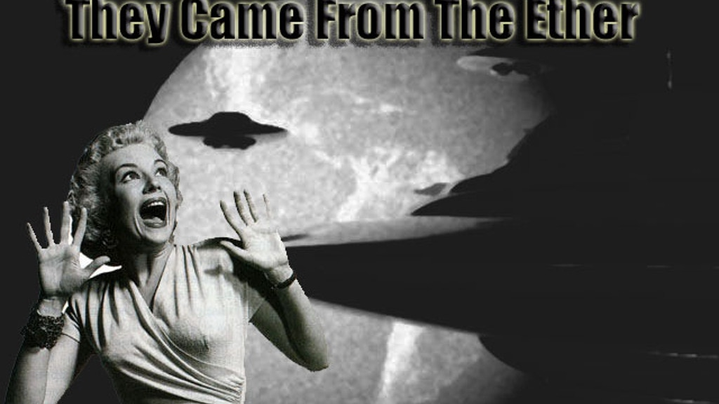 They Came From The Ether project video thumbnail