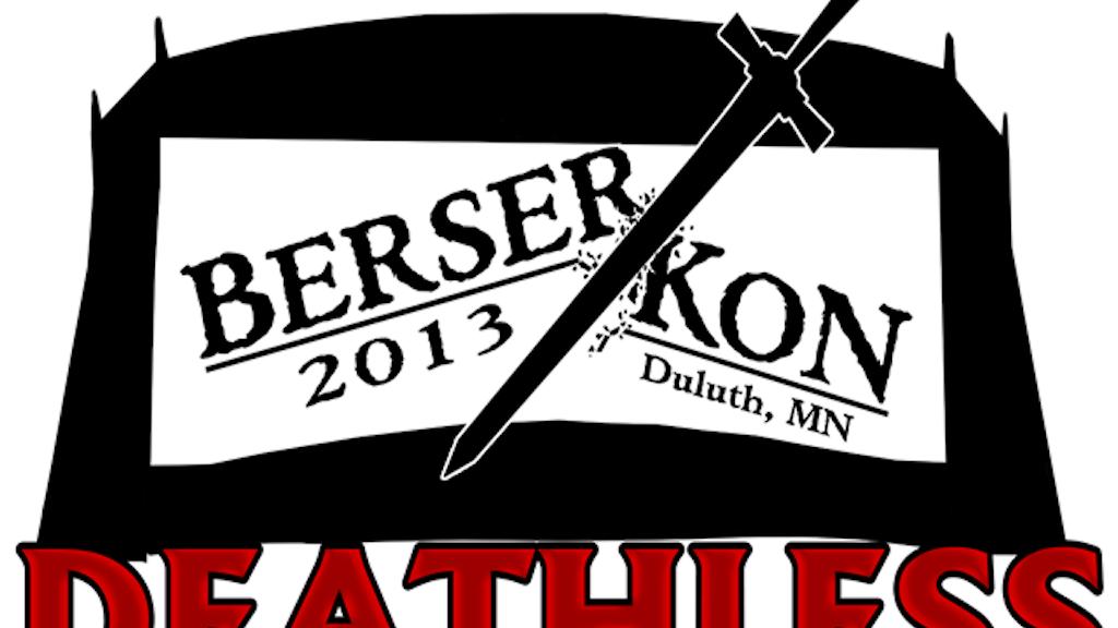 Berserkon - Deathless project video thumbnail