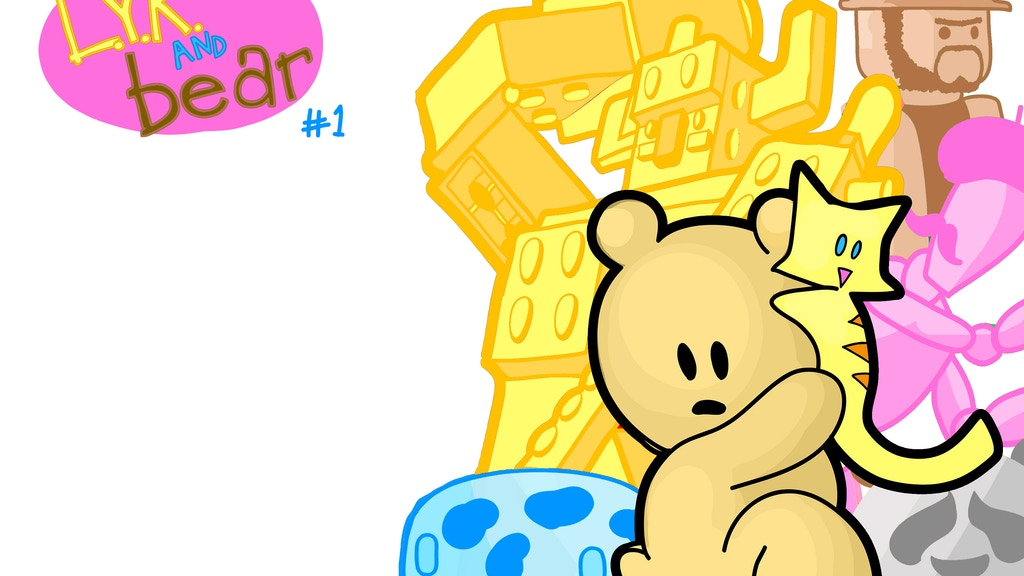 LYK and Bear #1 project video thumbnail