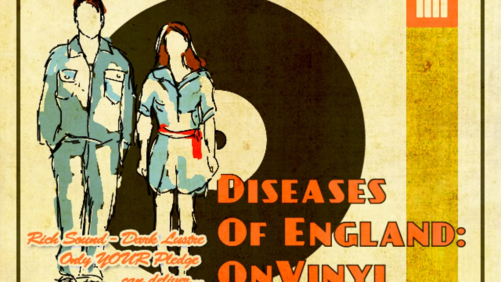 Diseases of England ON VINYL project video thumbnail