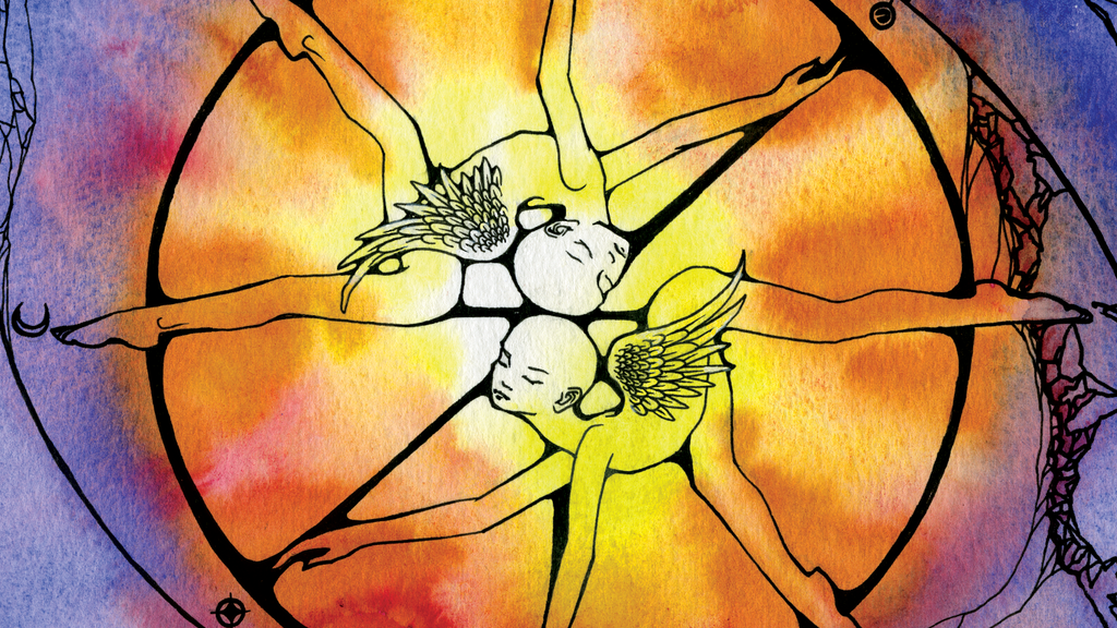 The Cheimonette Tarot project video thumbnail