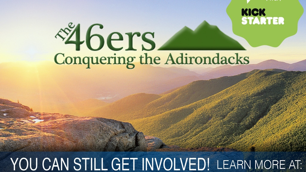 The 46ers: Conquering The Adirondacks project video thumbnail
