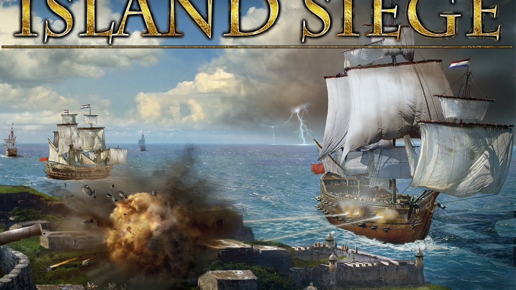 Island Siege Card Game project video thumbnail