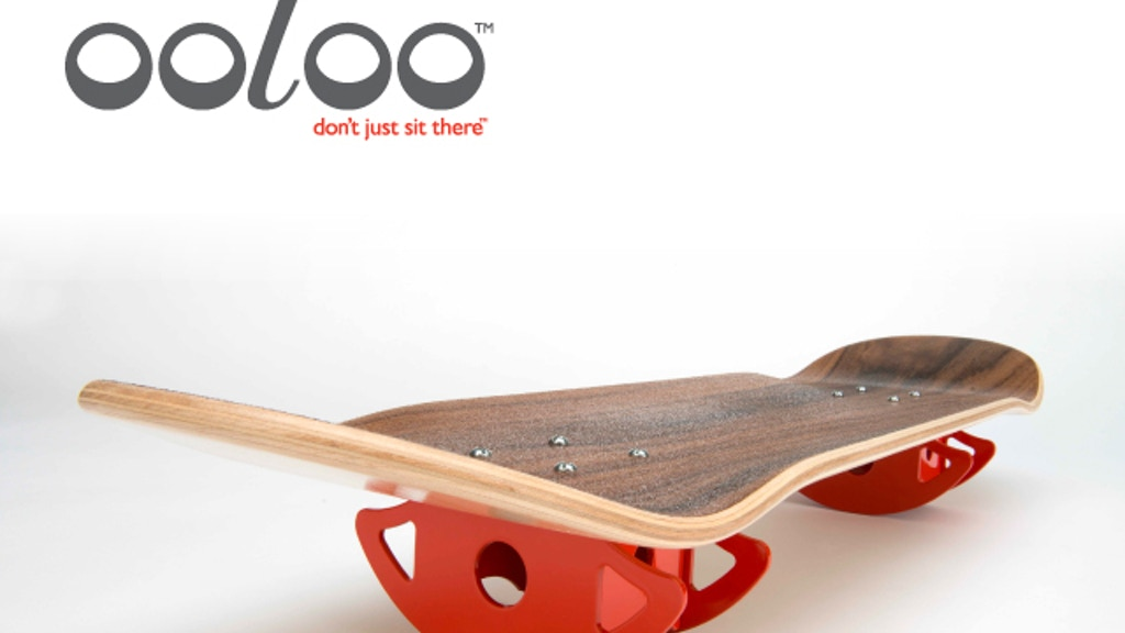 ooloo: an ergonomic footrest project video thumbnail