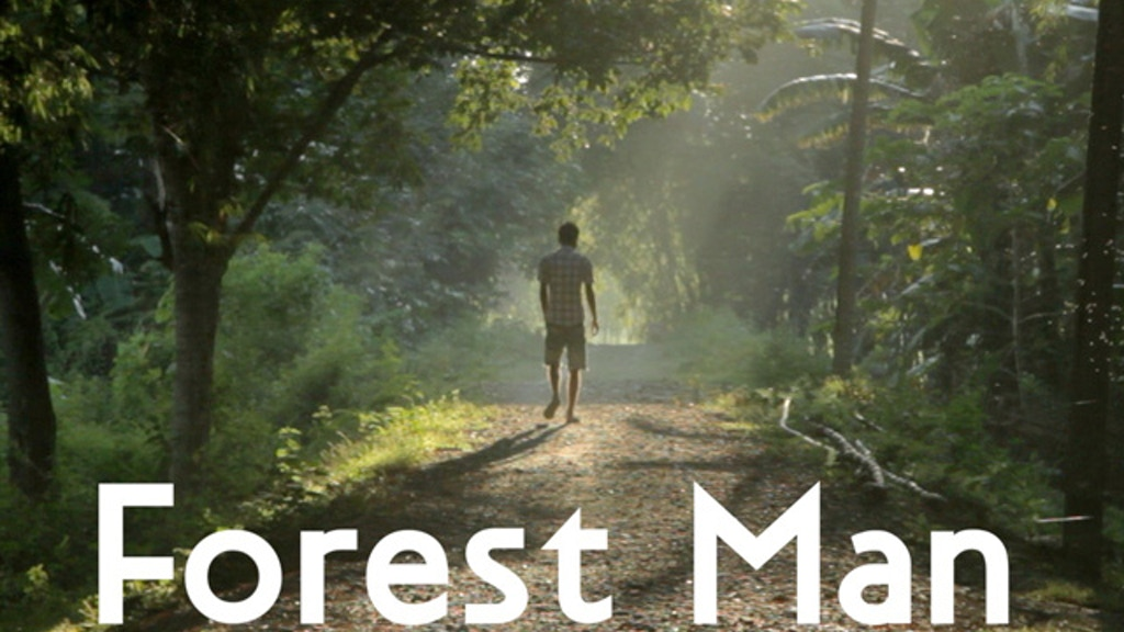 Forest Man - Post Production project video thumbnail