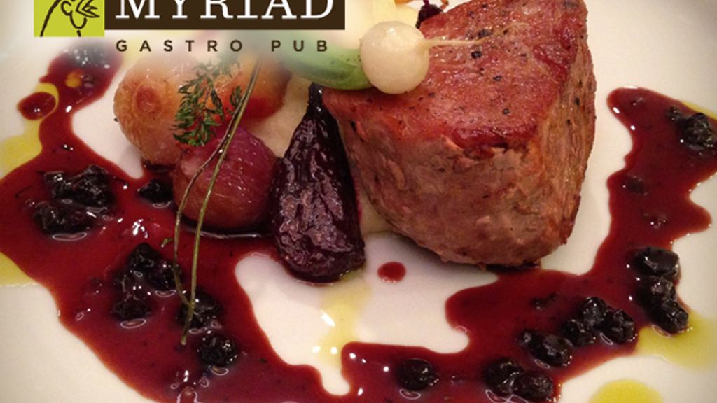 Myriad Gastro Pub Coming Soon to San Francisco project video thumbnail