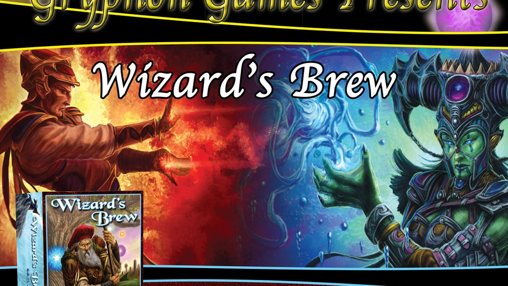 Wizard's Brew -- Race to create the Elixir of Life! project video thumbnail