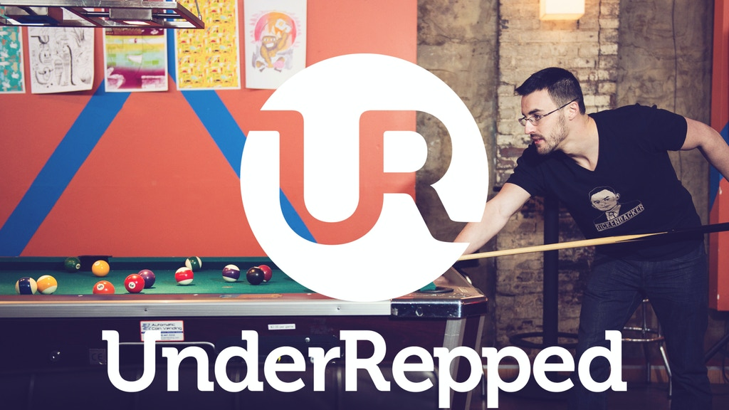 UnderRepped Clothing project video thumbnail