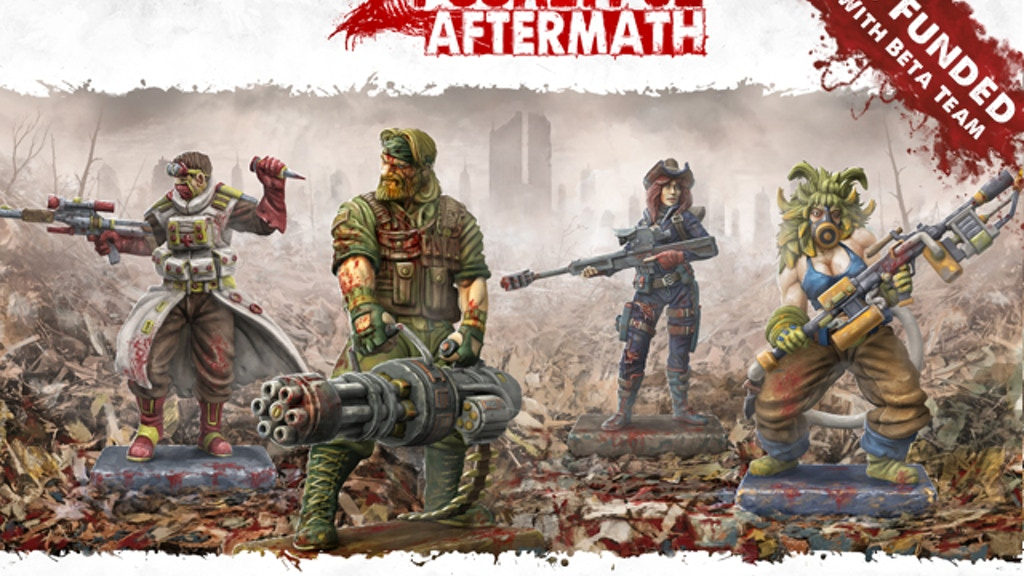 Zpocalypse Aftermath: This Time, the Living are Rising Up project video thumbnail
