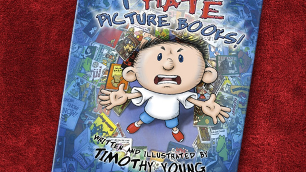 I Hate Picture Books! project video thumbnail