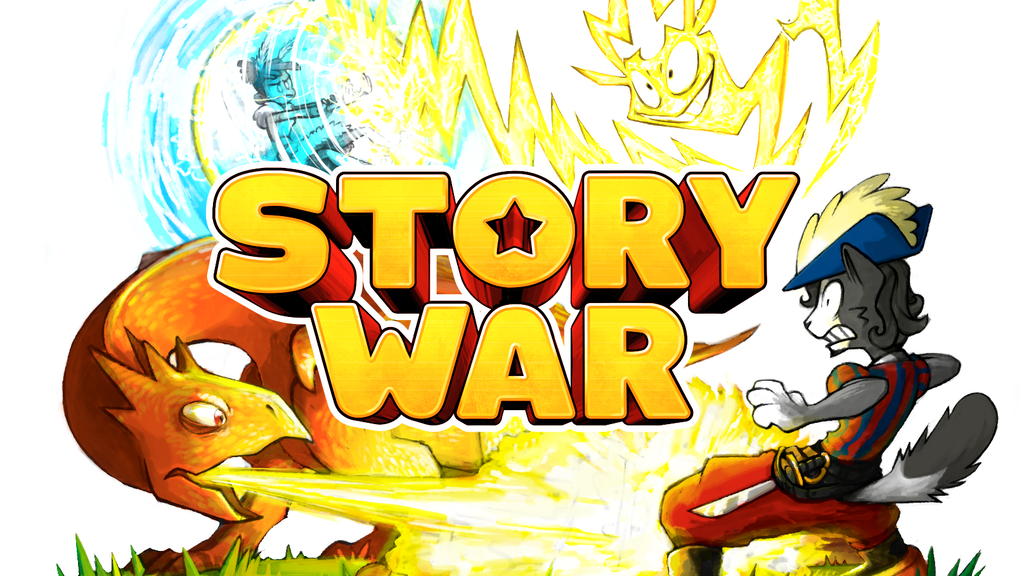 STORY WAR : The Storytelling Party Game project video thumbnail