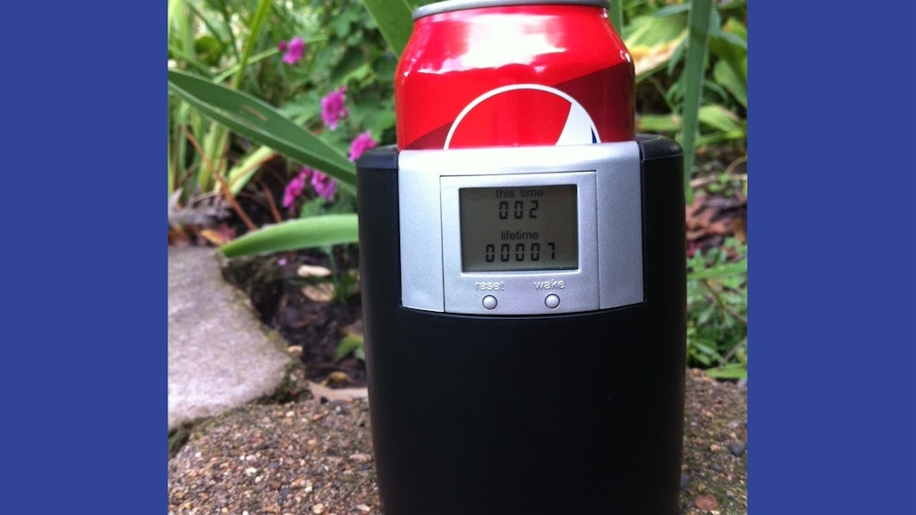 Bevometer - Count Your Beverages For Fun + Health project video thumbnail