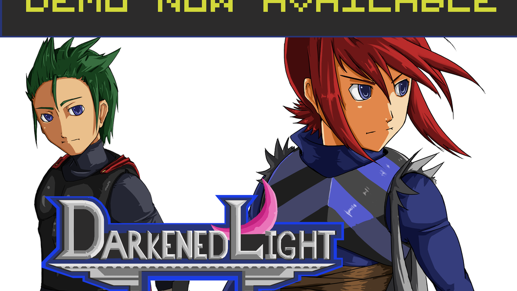 Darkened Light - Action RPG Platform Game project video thumbnail