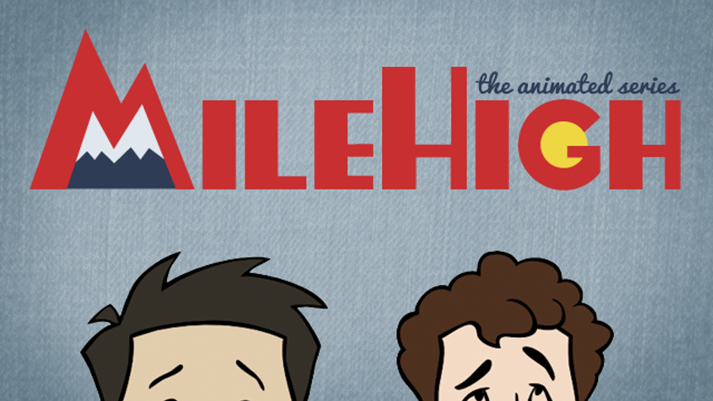 """MILE HIGH,"" a Hilarious, New Animated Web Series project video thumbnail"