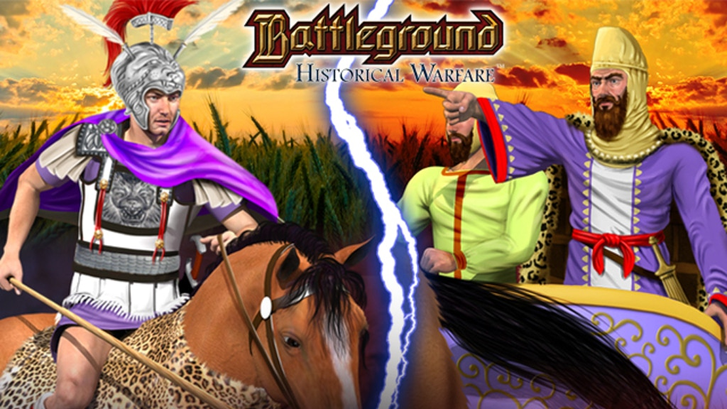 Alexander vs Persia:  Battleground Historical Warfare project video thumbnail