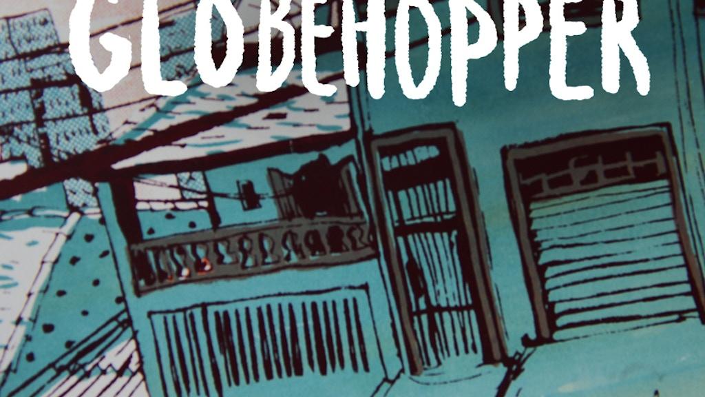 Globehopper project video thumbnail