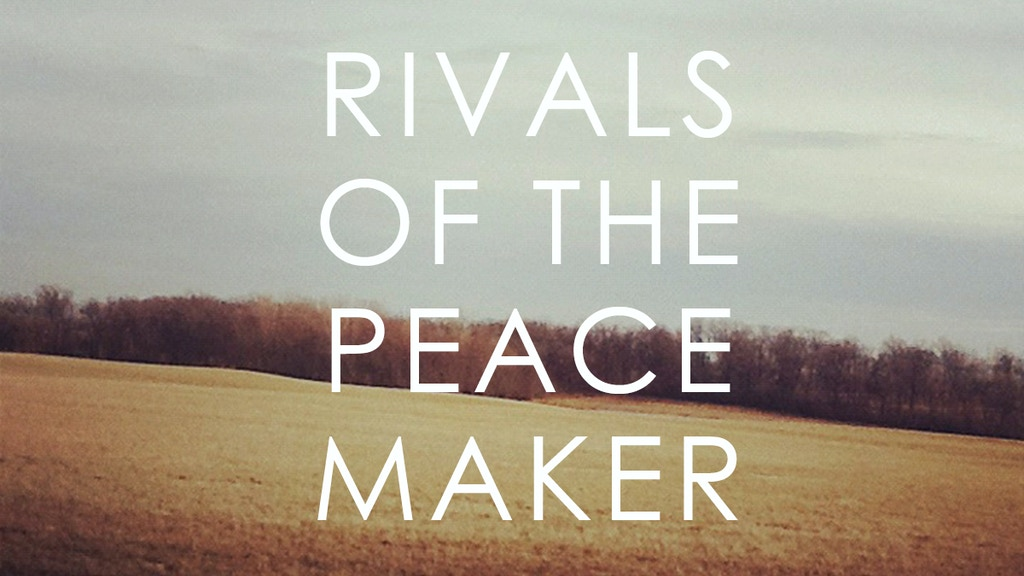 Rivals of the Peacemaker Album and Series of Art Prints project video thumbnail