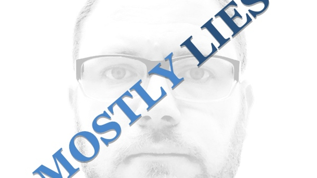 Mostly Lies: A Book By Conlan project video thumbnail