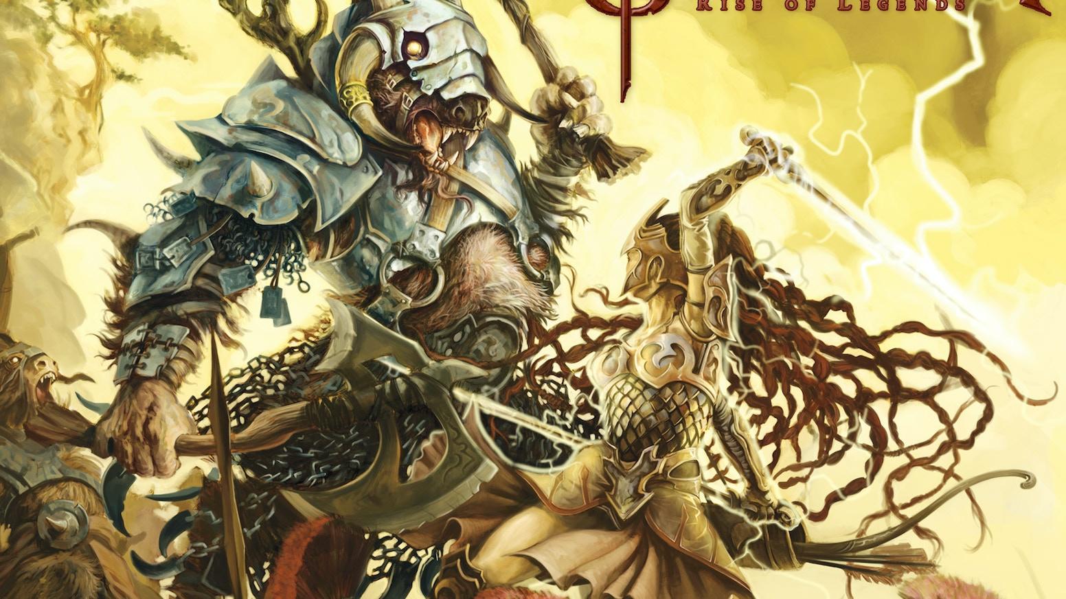 Godslayer - Rise of Legends by Megalith Games — Kickstarter
