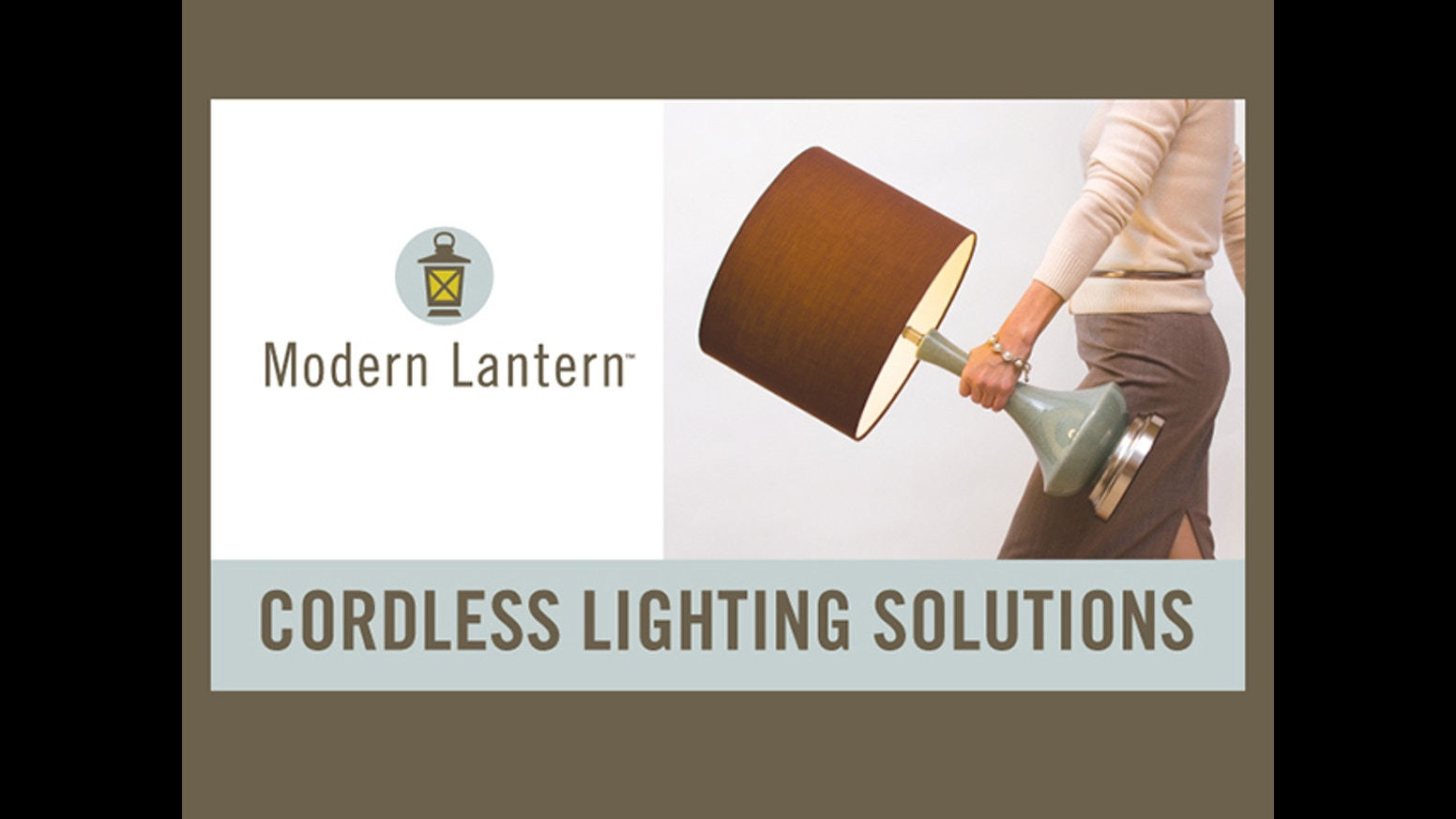 Cordless Lamps By Modern Lantern By Stephen Amp Carrie