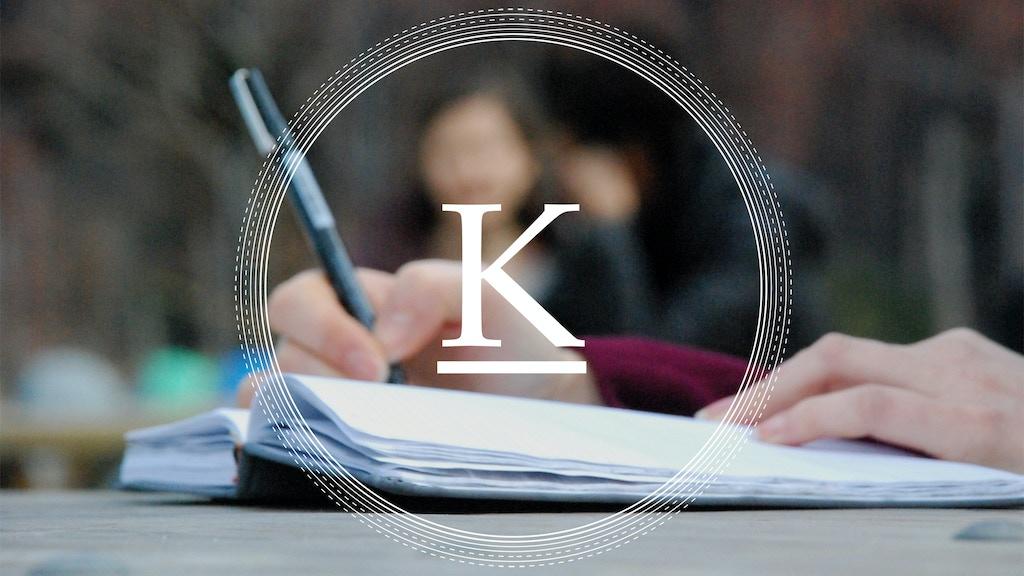 KLINE.  LAYERED SKETCHBOOKS & JOURNALS project video thumbnail