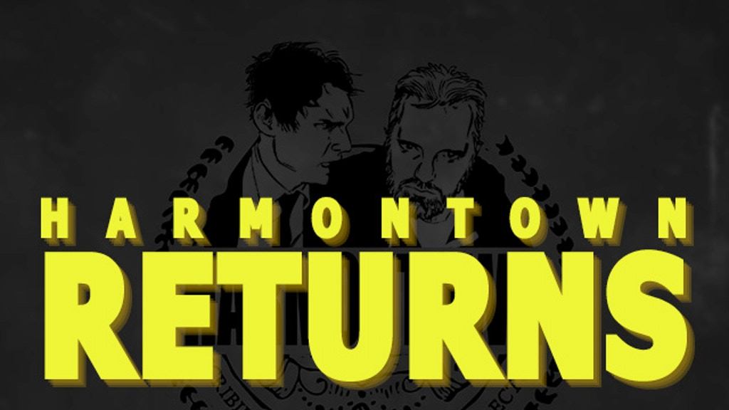 Harmontown Tour project video thumbnail