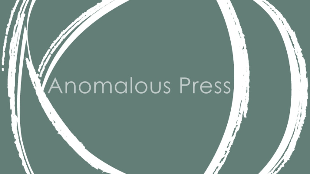 Launching Books Non-Destructively: New Anomalous project video thumbnail