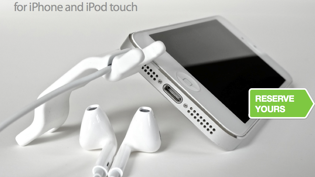 Smarter Stand for iPhone and iPod touch project video thumbnail