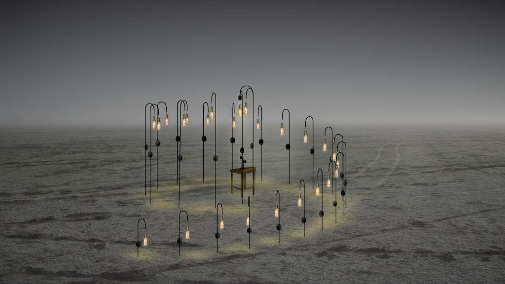 Bring Status Update to Burning Man 2013! project video thumbnail