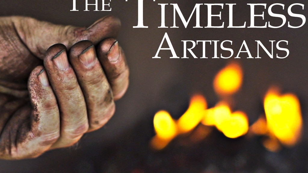 The Timeless Artisans project video thumbnail