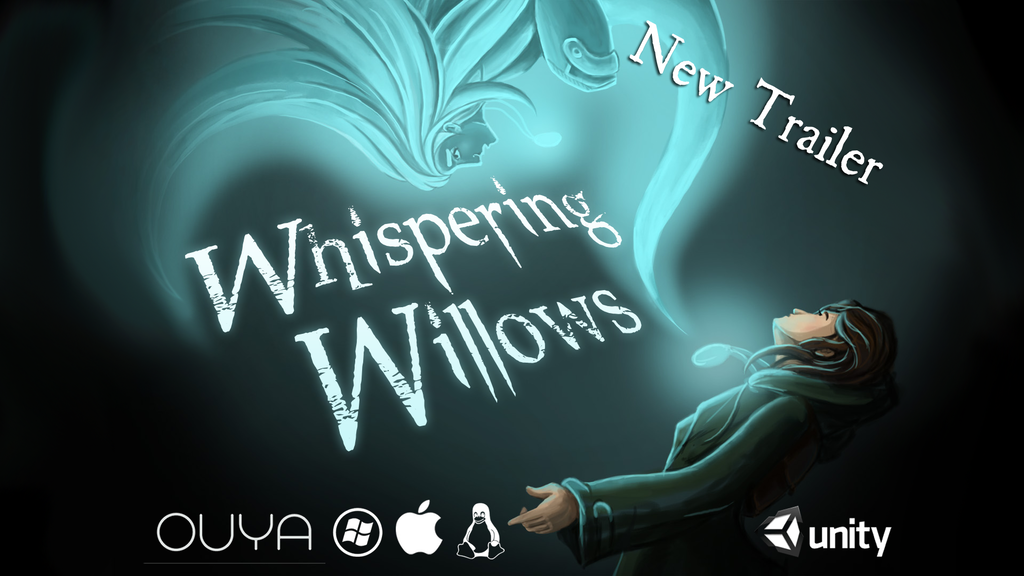 Whispering Willows - Horror Puzzle Game for OUYA, PC, Linux project video thumbnail