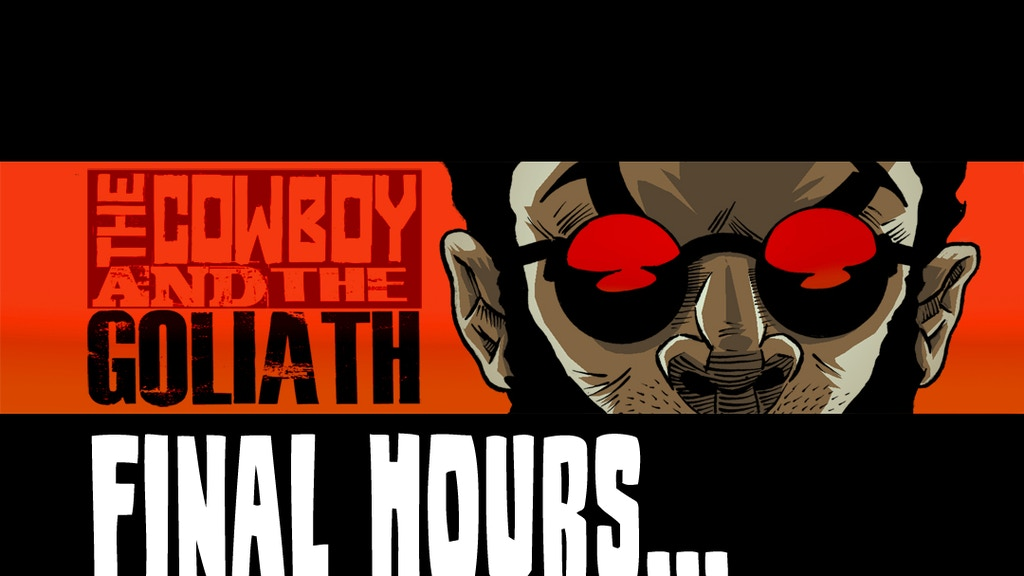 A Neo-Western Steampunk Odyssey: The Cowboy and the Goliath project video thumbnail
