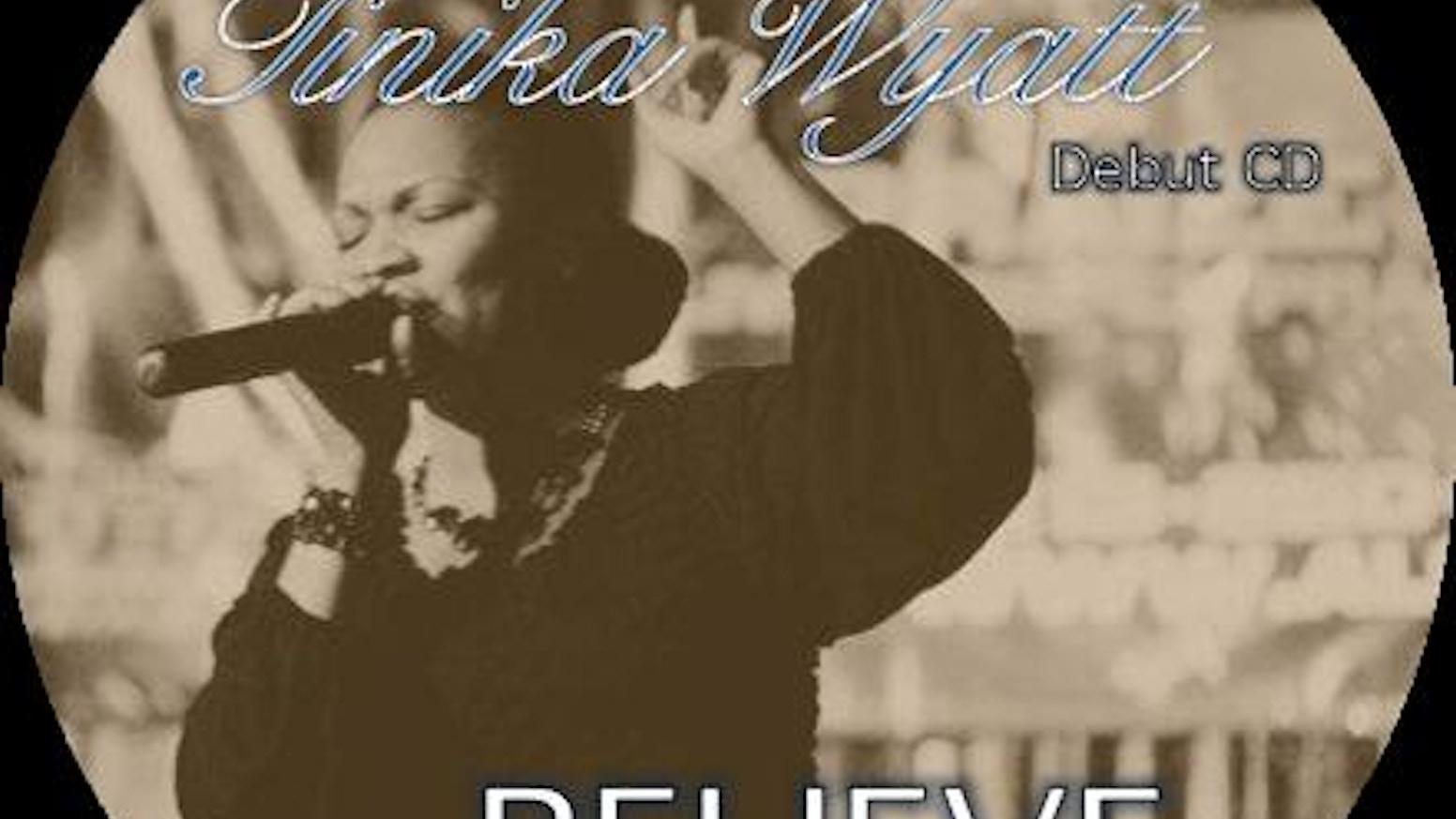 Tinika Wyatt CD Project